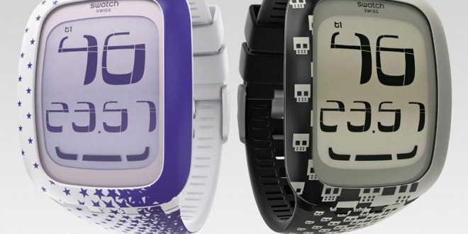 Swatch Akıllı Saat