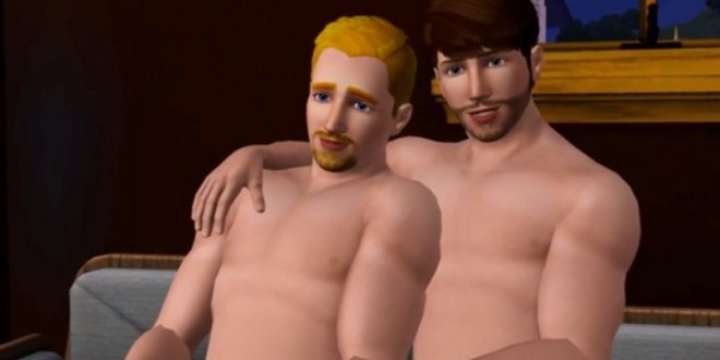 The Sims Gay