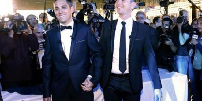 fransa gey nikahı