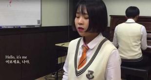 Koreli-kız