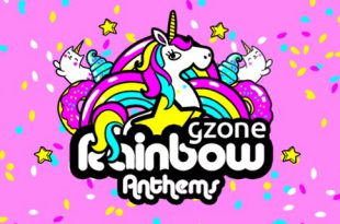 gzone rainbow anthems kapak