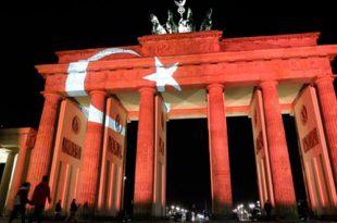 Brandenburg-Kapısı