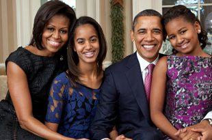 obama-ailesi