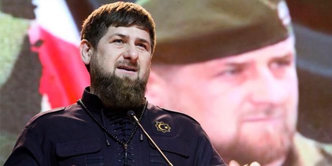 Çeçenistan lideri Ramazan Kadirov