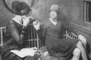 sigara-lezbiyen