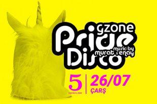 gzone 5g pride disco 5 istanbul