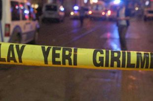 olay yeri polis cinayet